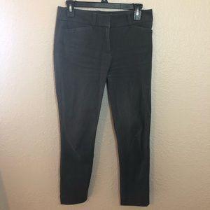Professional Dress Pant Capris Gray - size 2